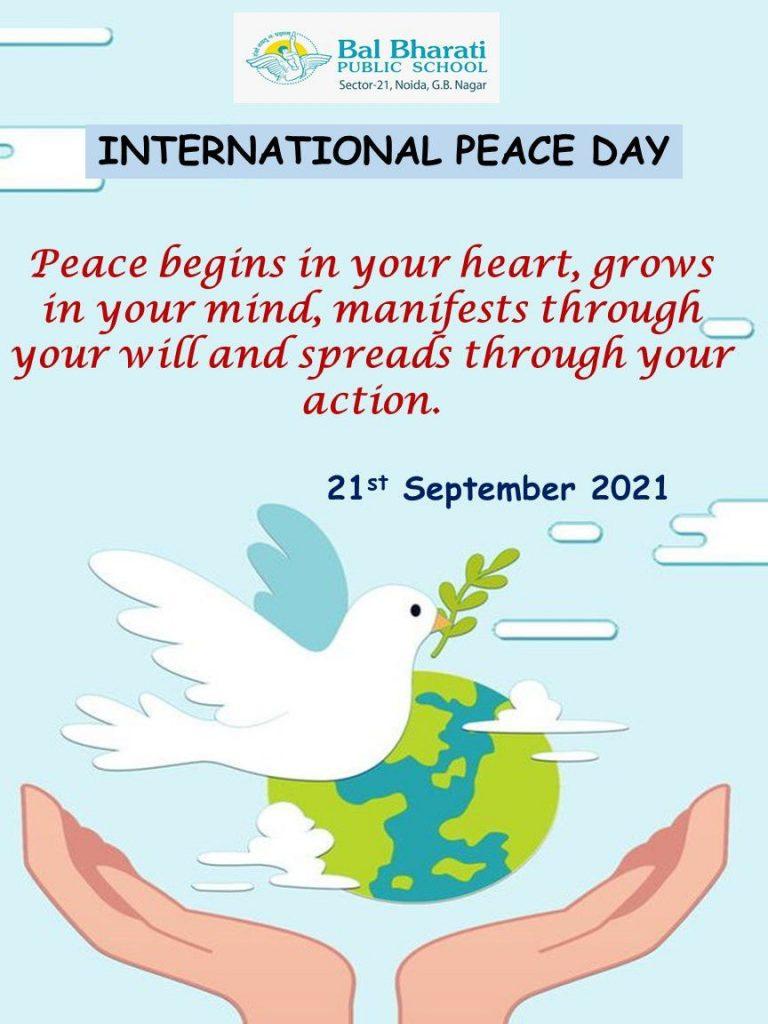 International Peace Day2