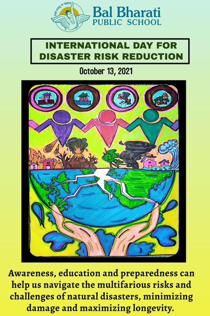Interatnational day for diaster risk reduction