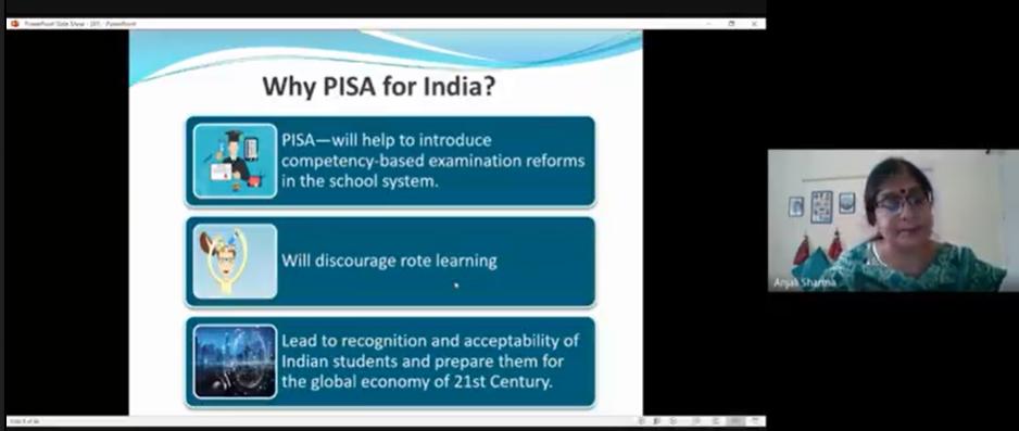 Webinar - PISA Maths